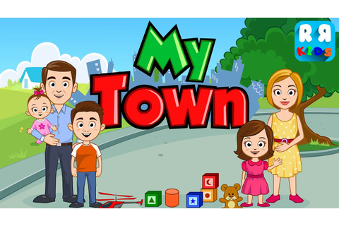 My Town : Home (By My Town Games LTD) - iOS / Android ...
