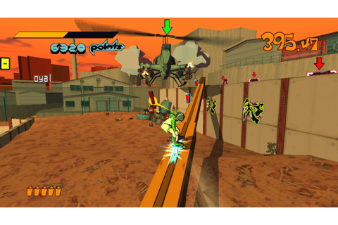 Jet Set Radio (PS Vita / PlayStation Vita) Game Profile ...