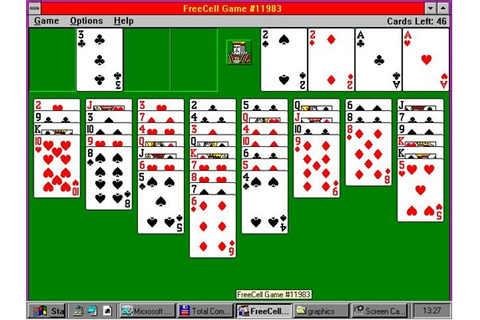 Solitaire, Minesweeper, Hearts, FreeCell - The Secret ...