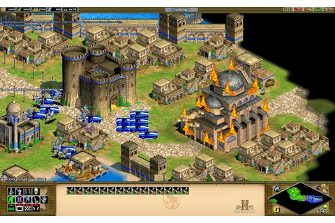 Age of Empires 2 HD compressed Full PC Game Free download ...
