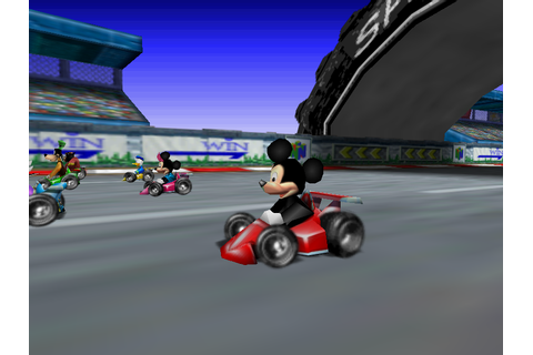 Mickey's Speedway USA Download Game | GameFabrique