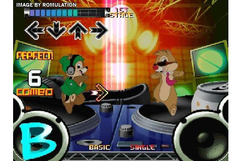 Dance Dance Revolution - Disney Mix (USA) PSX / Sony ...