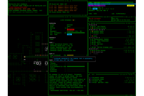 Media | Cogmind - A Sci-Fi Roguelike by Grid Sage Games