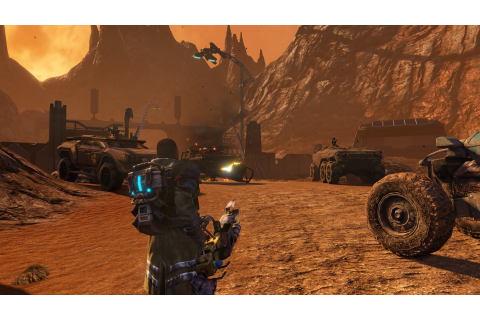 Red Faction Guerrilla Re-Mars-tered on Steam