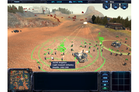 Ground Control II: Operation Exodus Screenshots for ...