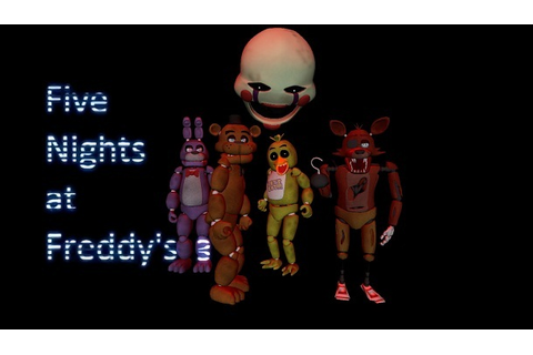 Five Nights at Freddys 3 Fan Game - Five Nights Freddy's.com