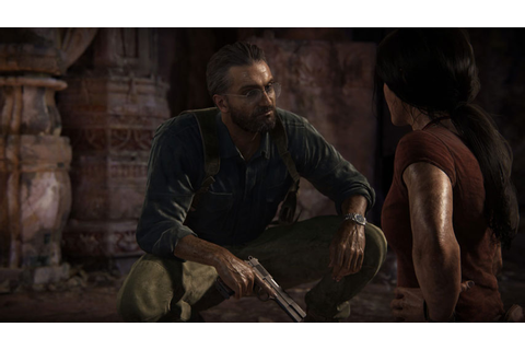 There wasn't enough Uncharted: The Lost Legacy footage at ...