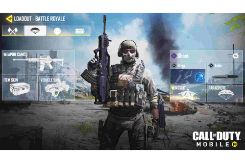 Call of Duty Mobile game : Minimum and Recommended ...