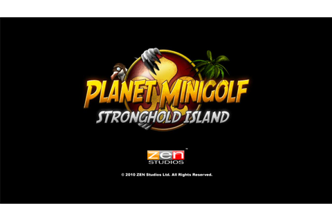 Review: Planet Minigolf Stronghold Island