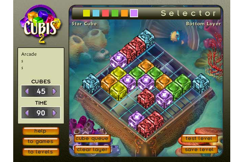 Cubis Gold 2 Game Download | Screenshot #3 | ChocoSnow.com