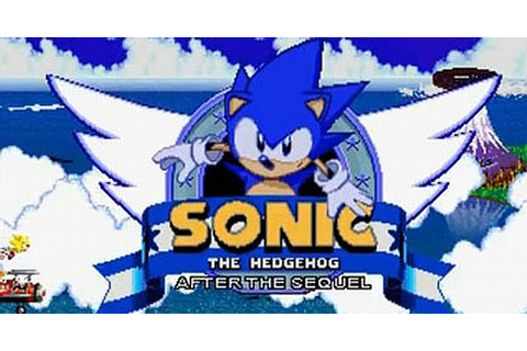 Indie Retro News: Sonic After The Sequel - A really good ...