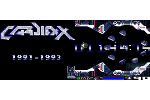 Cardiaxx : Hall Of Light - The database of Amiga games