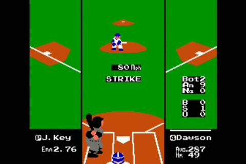 Starting Nine: Best Baseball Video Games - Royals Review