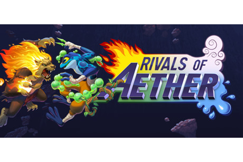 Rivals of Aether on Steam