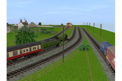 Free download program HORNBY Virtual Railway - backuphunter