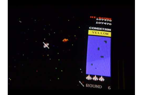 Namco / Midway Bosconian Star Destroyer -- Space Shooter ...