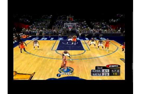 Let's Play ESPN NBA 2K5 NBA Finals Game 1 - YouTube