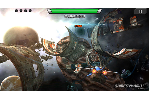 Arc Squadron (iPhone / iPad / Android) Review | GameDynamo