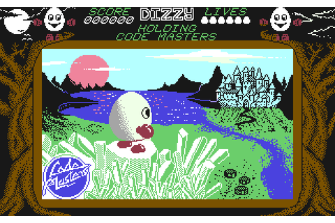 Dizzy: The Ultimate Cartoon Adventure (1988) by ...