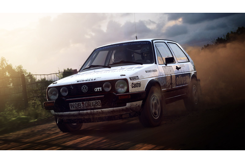 DiRT Rally 2.0 – Announced and Landing February Next Year ...