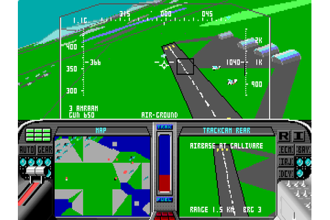Download F-19 Stealth Fighter | DOS Games Archive