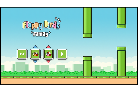 Amazon.com: Flappy Birds Family: Appstore for Android