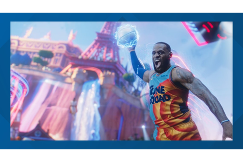 See LeBron James in reboot of classic, 'Space Jam: A New ...