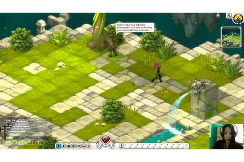 Wakfu Gameplay - First Look HD - YouTube
