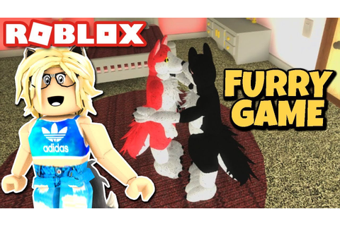 ROBLOX FURRY GAME TROLLING! Roblox Funny Moments! Roblox ...