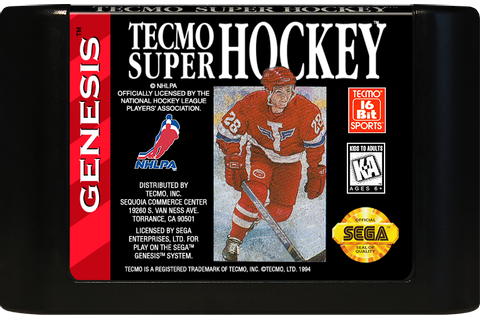 Tecmo Super Hockey Details - LaunchBox Games Database