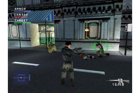CrashJakFan1994 Blog: Syphon Filter (PS1) Review