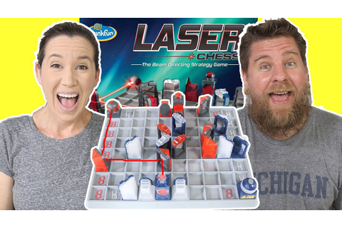 Laser Chess Game - YouTube