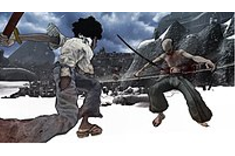 Afro Samurai (video game) - Wikipedia