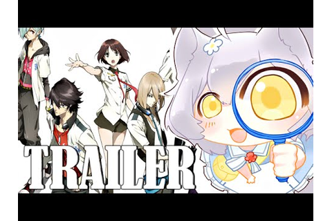 Scared Rider Xechs | Trailer - YouTube