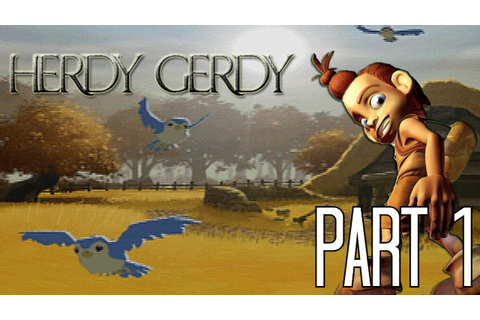 Herdy Gerdy (PS2) Walkthrough: Part 1 - YouTube