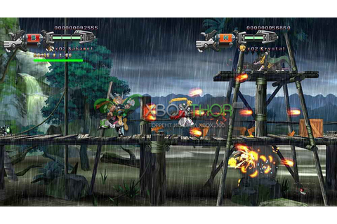 Hard Coprs Uprising [XBLA/FREEBOOT/ENG] » Игры на xbox 360 ...