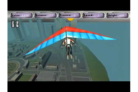 Real Hang Gliding : Free Game - YouTube