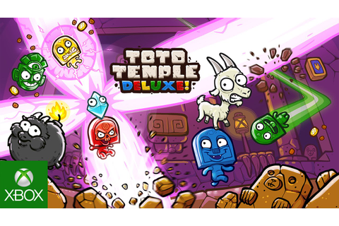 Toto Temple Deluxe now available for Xbox One - YouTube