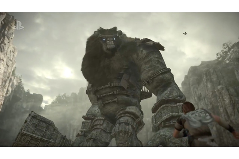 The RetroBeat: Shadow of the Colossus sets a new standard ...