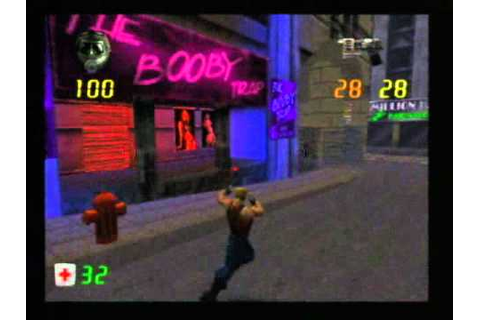 Duke Nukem Zero Hour - Nintendo 64 - YouTube