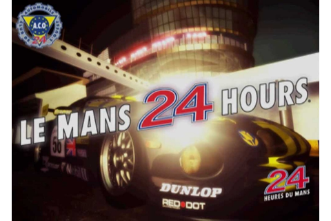 Nay's Game Reviews: Game Review: Le Mans 24 Hours