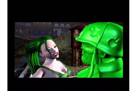 Army Men Sarge's Heroes 2 PS2 - Cutscenes Part 2 - YouTube