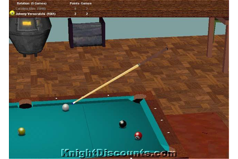 Virtual Pool Hall