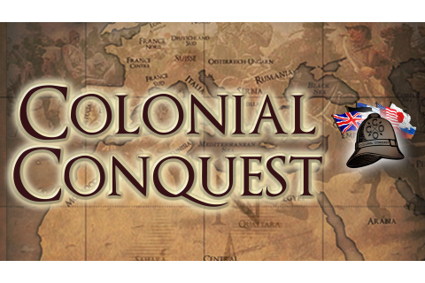 Colonial Conquest | Mac PC Steam Game | Fanatical