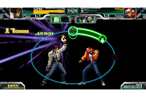 Rhythm-of-Fighters-Long-Flick-Note | Atomix