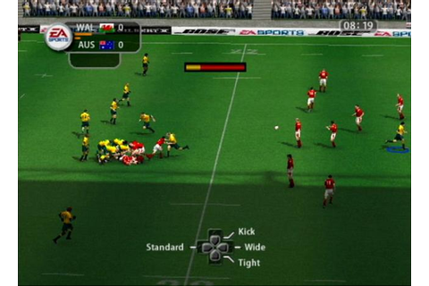 Screens: Rugby 2005 - PS2 (11 of 16)
