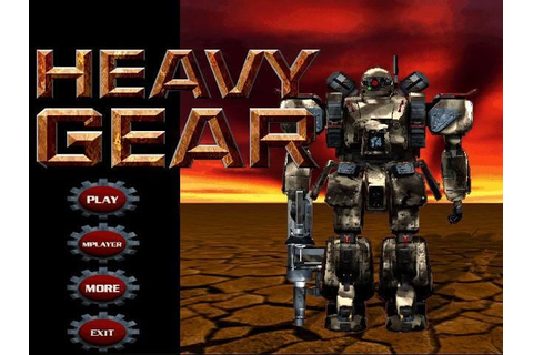 Download Heavy Gear (Windows) - My Abandonware
