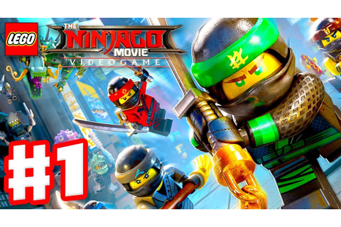 The LEGO Ninjago Movie Videogame - Gameplay Walkthrough ...