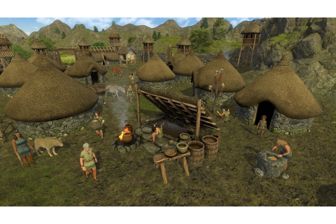 Dawn of Man Windows, Mac game - Indie DB