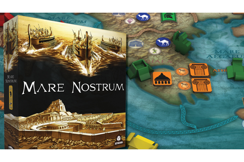 Mare Nostrum - Empires by Academy Games — Kickstarter